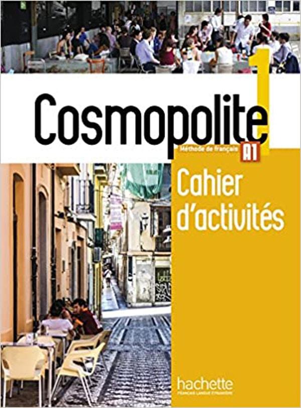 COSMOPOLITE 1 radna bilježnica za francuski jezik, 1. razred gimnazija (nastavljači) i 1. i 2. razred (početnci) autora Nathalie Hirschsprung, Tony Tricot
