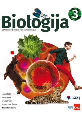 BIOLOGIJA 3 udžbenik iz biologije za treći razred gimnazije - Tamara Čačev, Branka Horvat, Adriana Ivandić, Antonija Korač Šubaša, Mihaela Marceljak Ilić