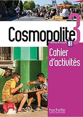 cosmopolite 3 radna bilježnica - za francuski jezik, 3 i/ili 4 razred gimnazije, 1. i 2. strani jezik (početno i napredno učenje) - Nathalie Hirschsprung, Tony Tricot