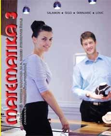 Matematika 3, udžbenik Prodavači autora Salamon Padjen-Šego-Škrinjarić-Lović