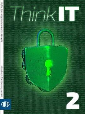 THINK IT 2 : udžbenik iz informatike za drugi razred gimnazije autora Igor Tomičić, Ivana Ivošević, Tomislav Volarić, Marija Draganjac
