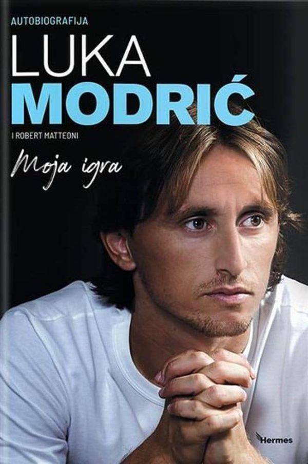 Luka Modrić Luka Modrić i Robert Matteoni