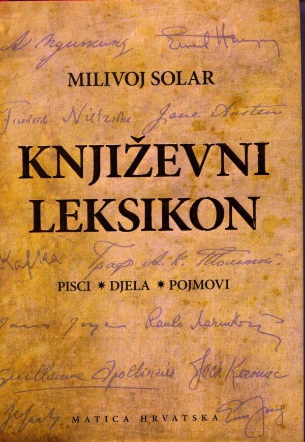 Književni leksikon