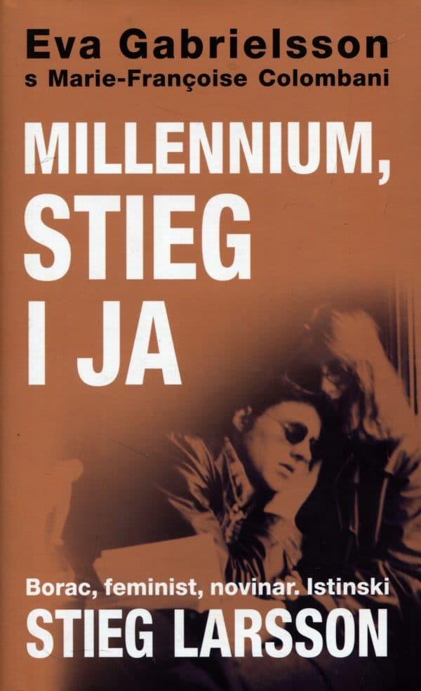 Eva Gabrielsson s Marie-Francoise Colombani - Millennium, Stieg i ja