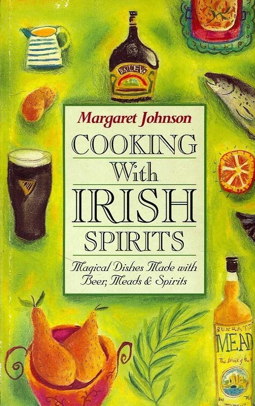 Margaret Johnson - Cooking with Irish Spirits
