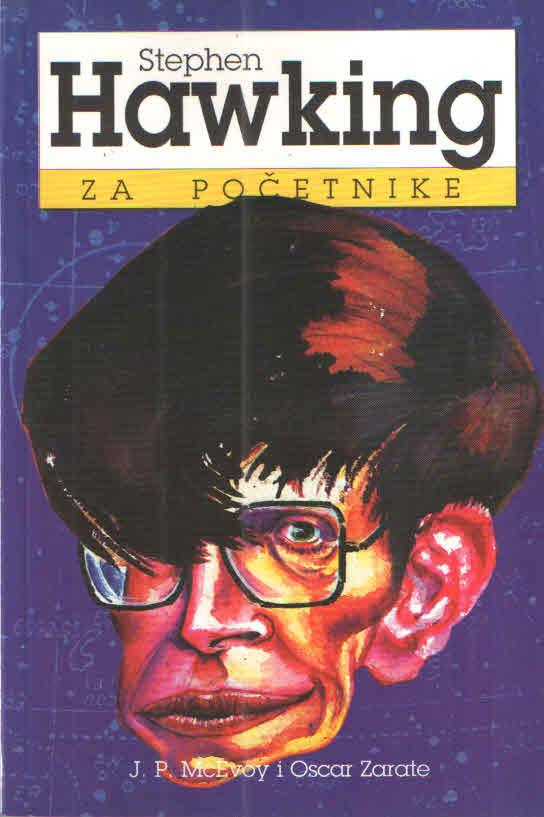 J. P. McEvoy i Oscar Zarate - Stephen Hawking za početnike