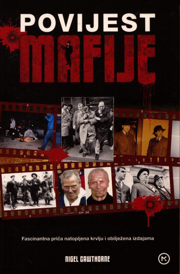 Nigel Gawthorne - Povijest mafije