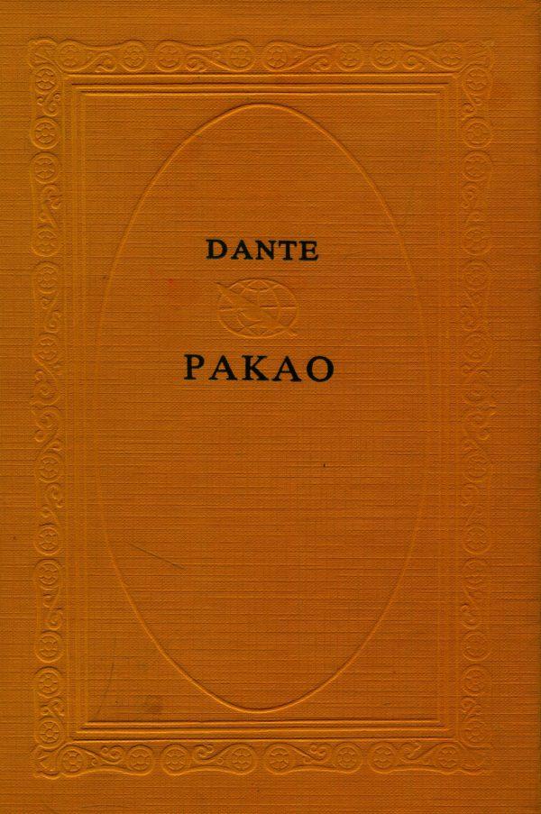 Alighieri Dante - Pakao