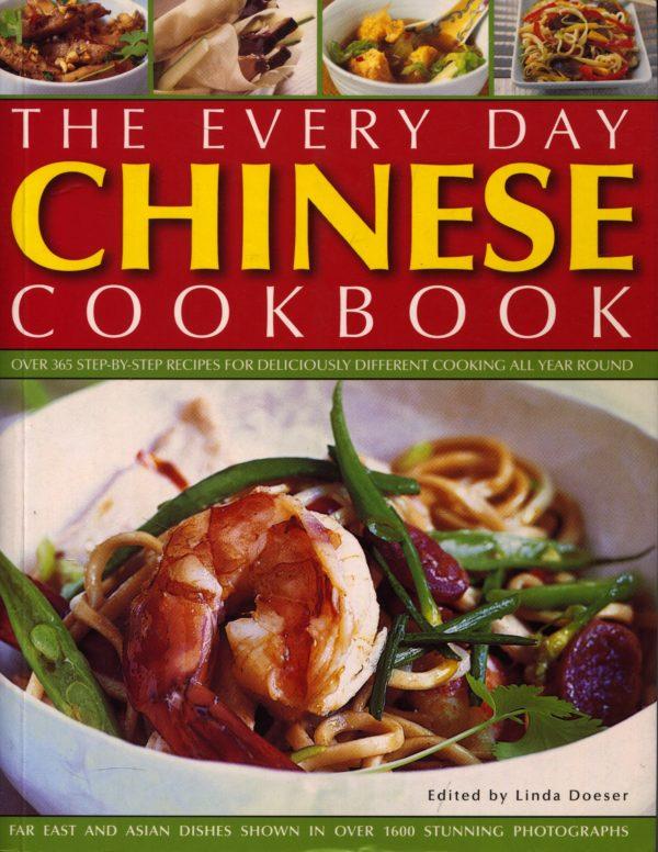 The Every Day Chinese Cookbook Linda Doeser, uredila