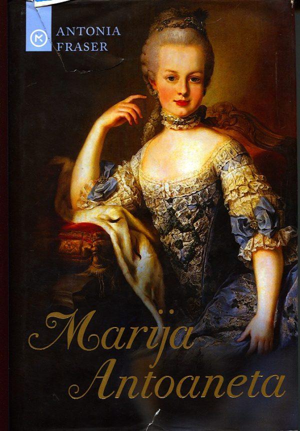 Marija Antoaneta Antonia Fraser