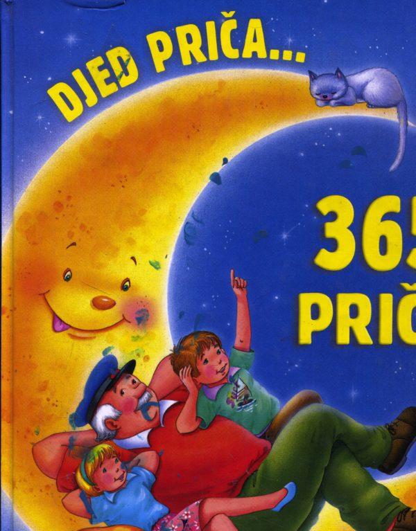 Djed priča... 365 priča Đurđica Šokota priredila