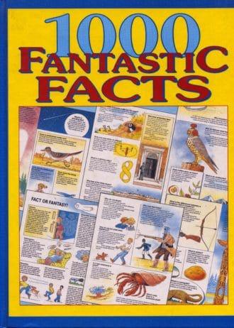 1000 Fantastic Facts Anne McKie i Angela Royston (ilustracije Ken McKie)