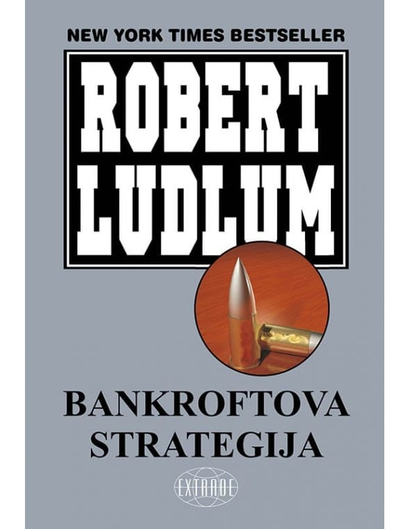 Ludlum Robert  - Bankroftova strategija