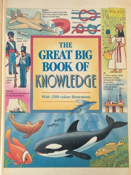 The great big book of knowledge Anne McKie