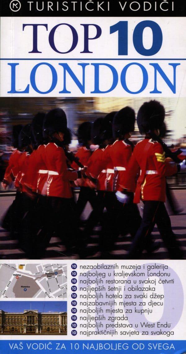 Roger Williams - London - top 10