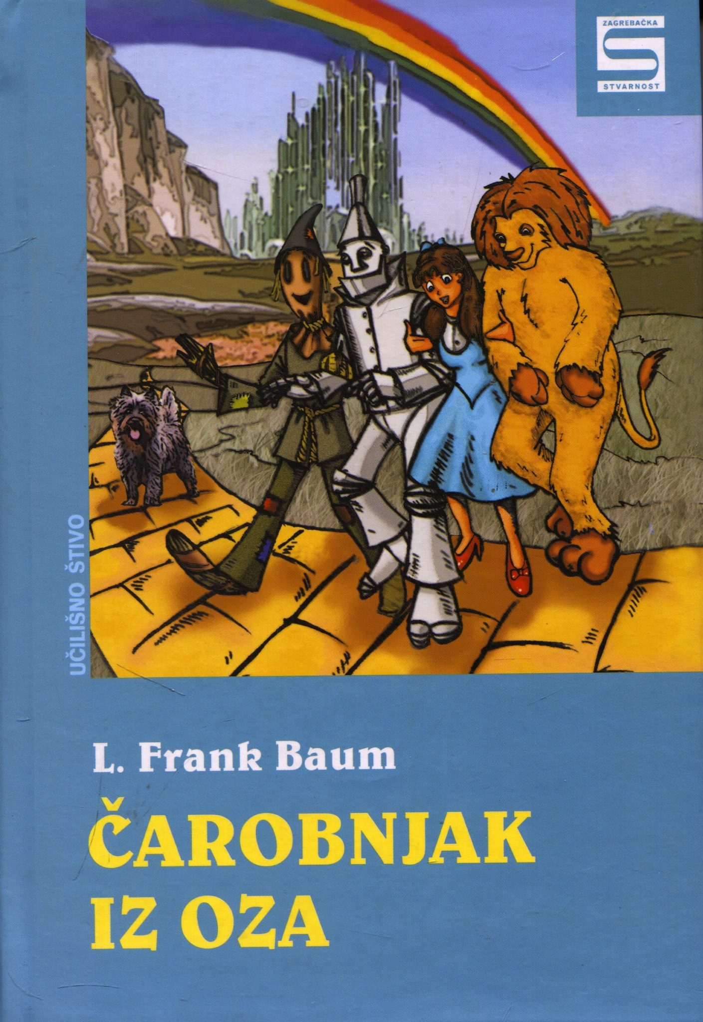 Čarobnjak iz Oza Baum Frank L.
