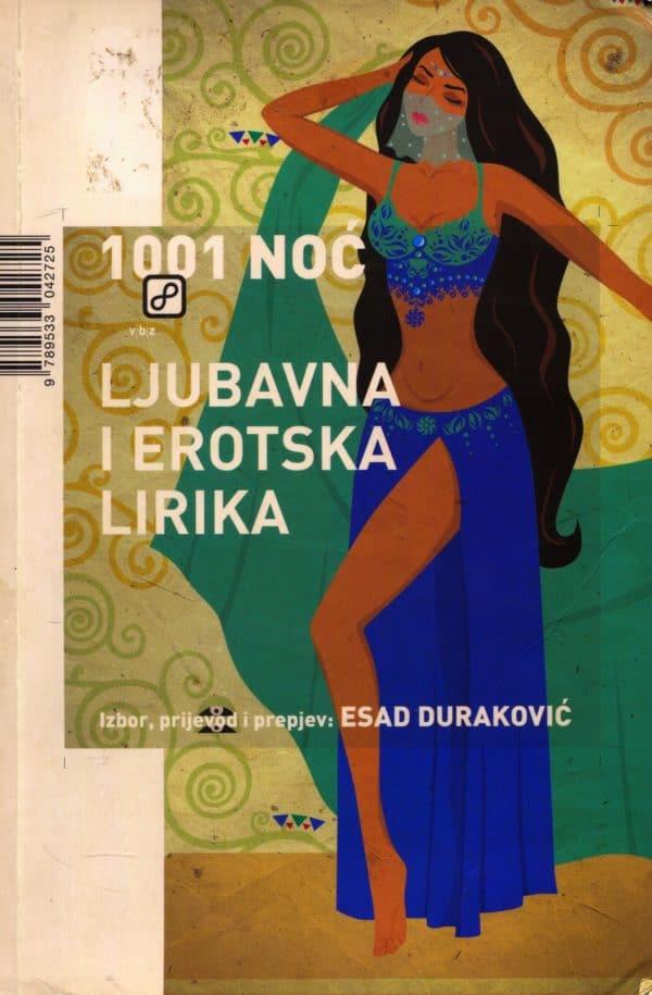Esad Duraković, izbor, prijevod i prepjev - -1001 noć