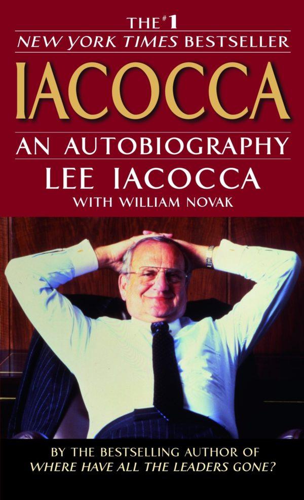 Iacocca Lee Iacocca i William Novak