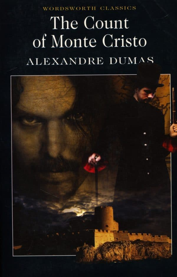 The count of Monte Cristo Alexandre Dumas meki uvez