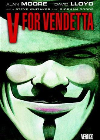 Alan Moore, David Lloyd - V for Vendetta