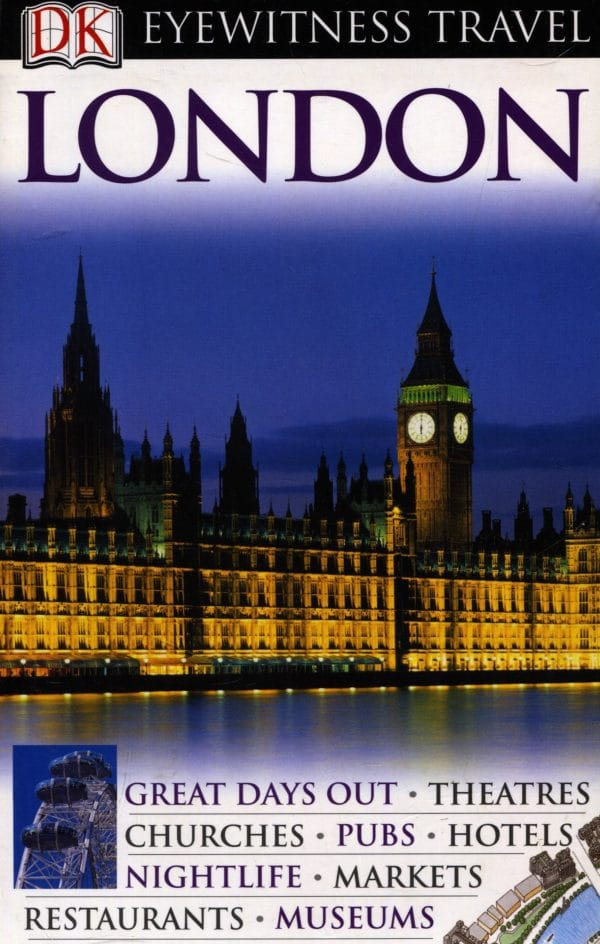 Michael Leapman - London - eyewitness travel