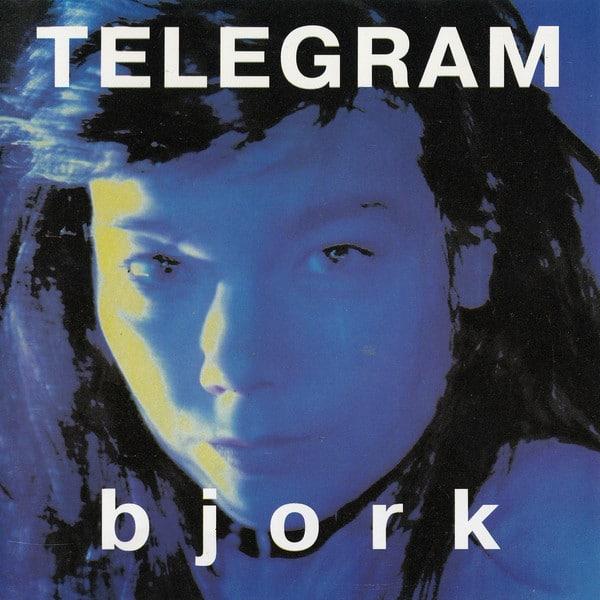 Telegram Björk