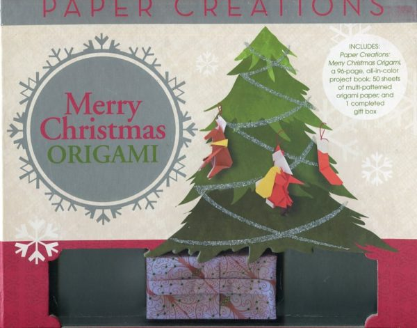 Duy Nguyen, Tramy nguyem - Merry Christmas Origami