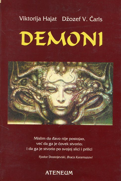 Victoria Hyatt, Joseph W. Sharles - Demoni
