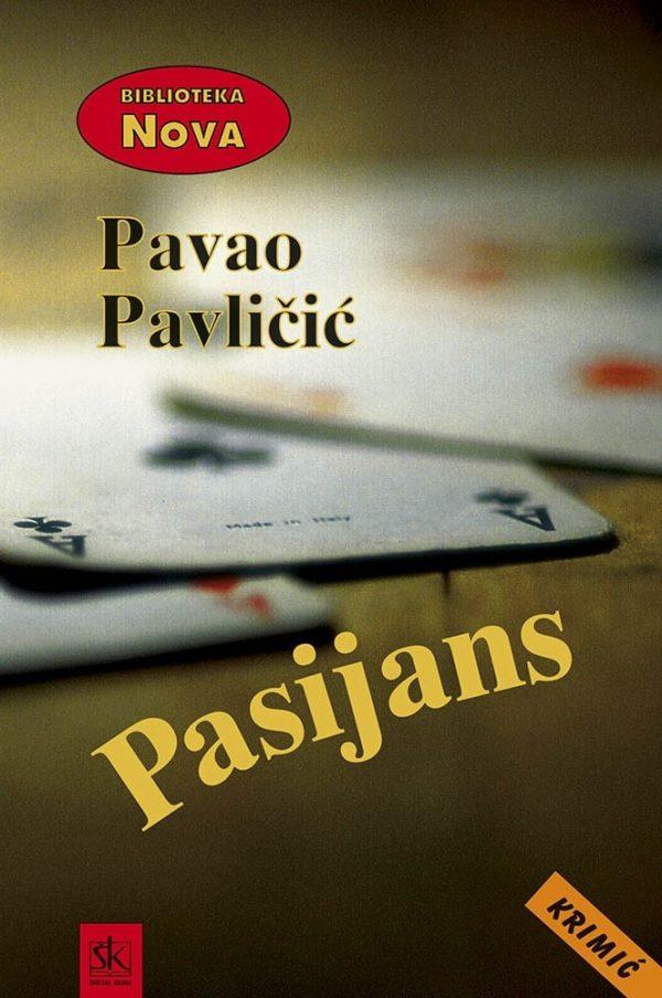 Pavličić Pavao - Pasijans