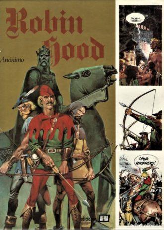 Ramon de la Fuente - Robin Hood