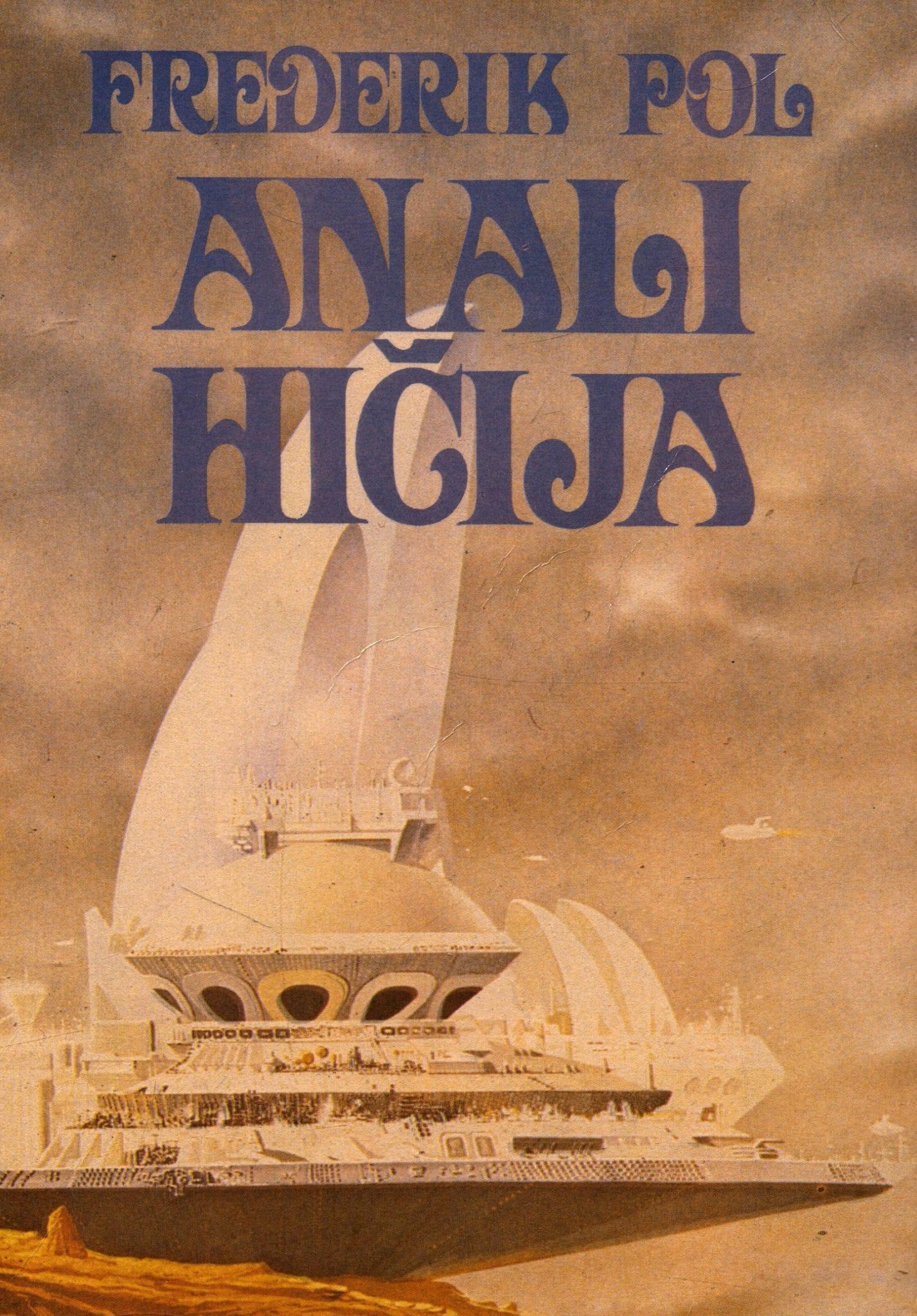 Anali Hičija Pohl, Frederik
