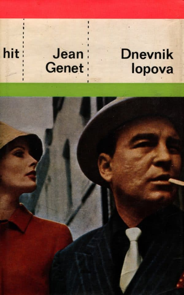 Genet, Jean - Dnevnik lopova