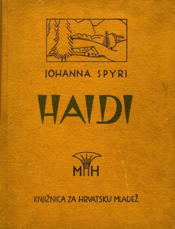 Spyri Johanna - Haidi