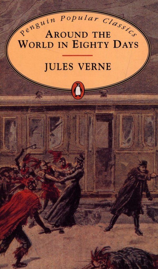 Verne Jules - Around the World in Eighty Days