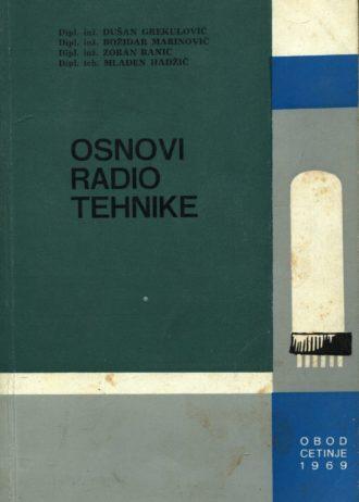 Grekulović, Marinović, Ranić, Hadžić - Osnovi radio tehnike