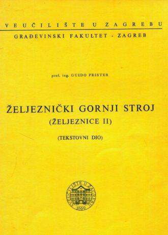 Guido Prister - Željeznički grodnji stroj (željeznice II)