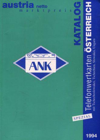 Austria netto marktpreis katalog G.A.