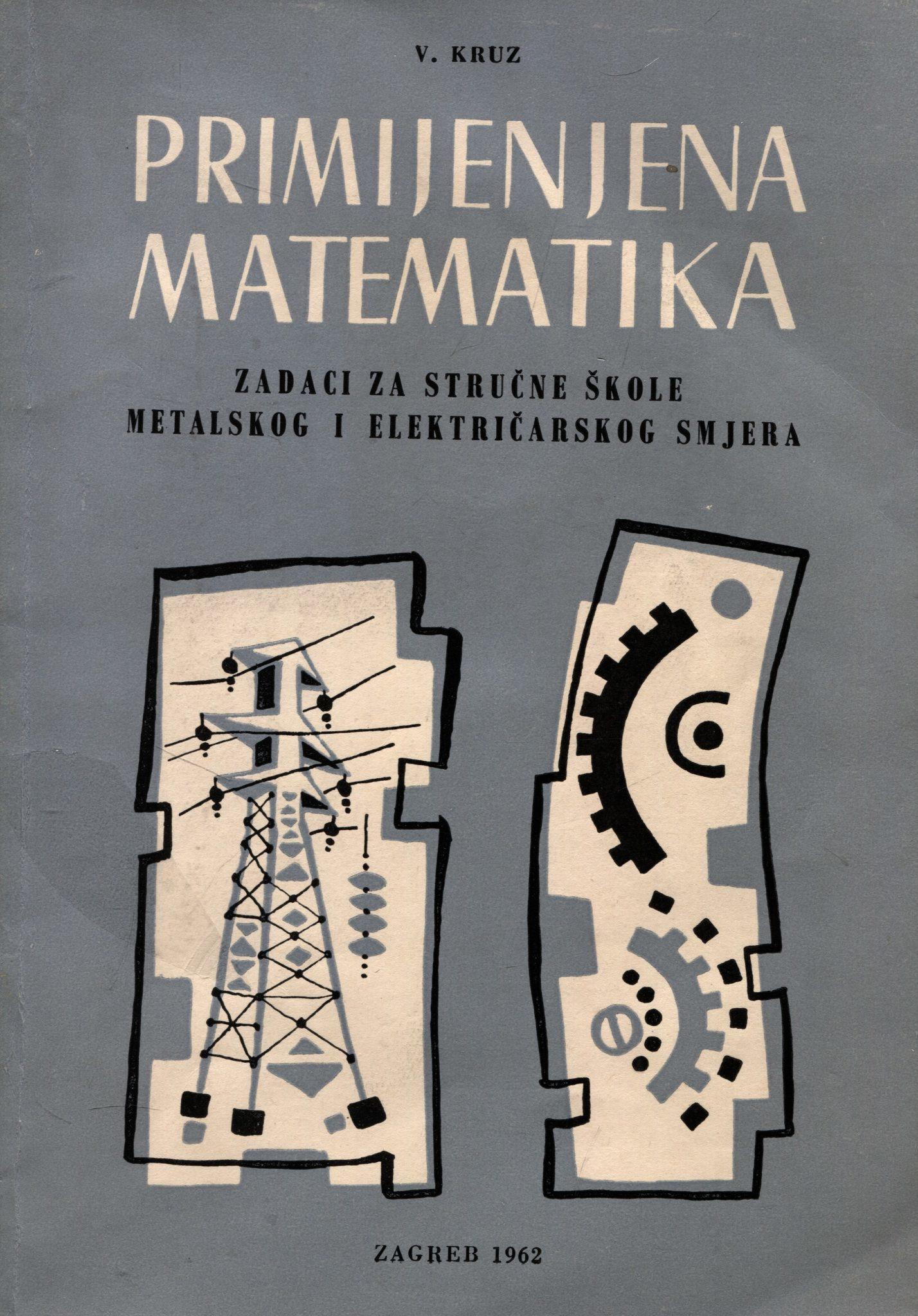 Velimir Kruz - Primijenjena matematika