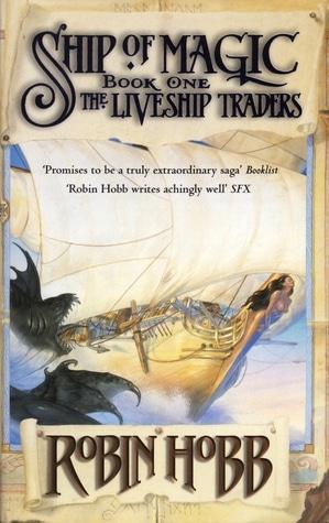 Hobb, Robin - Ship of Magic