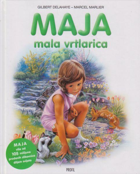 Maja Gilbert Delahaye, Marcel Marlier