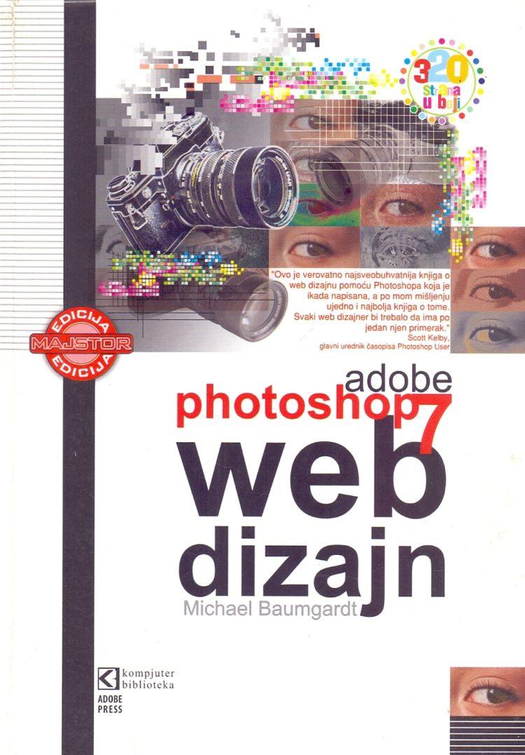 Adobe photoshop 7 Michael Baumgardt