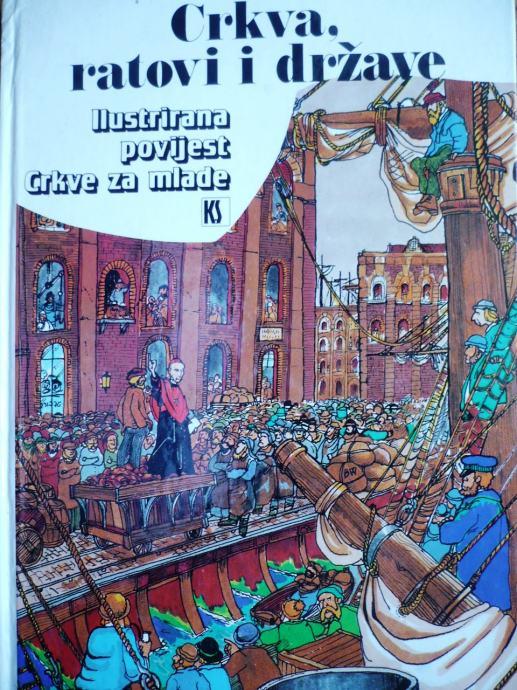Vjekoslav Bajsić - Crkva, ratovi i države