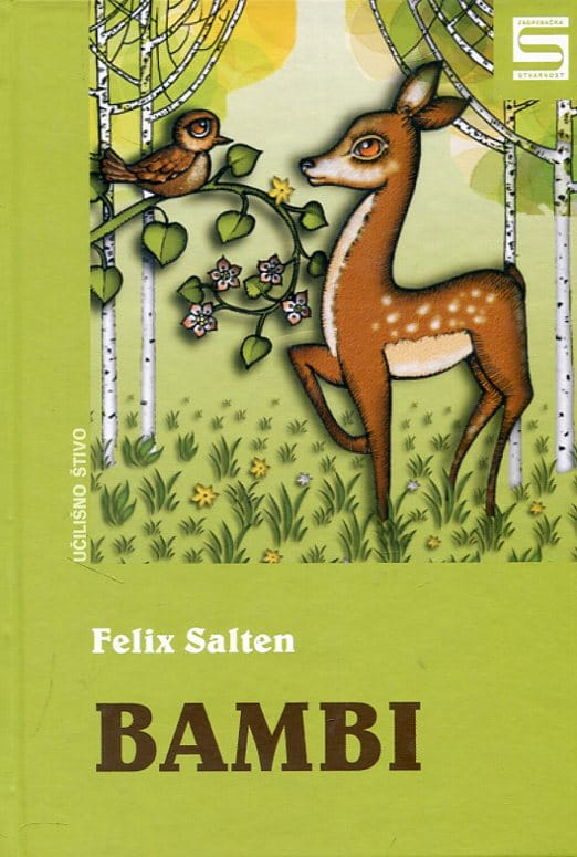 Salten Felix - Bambi
