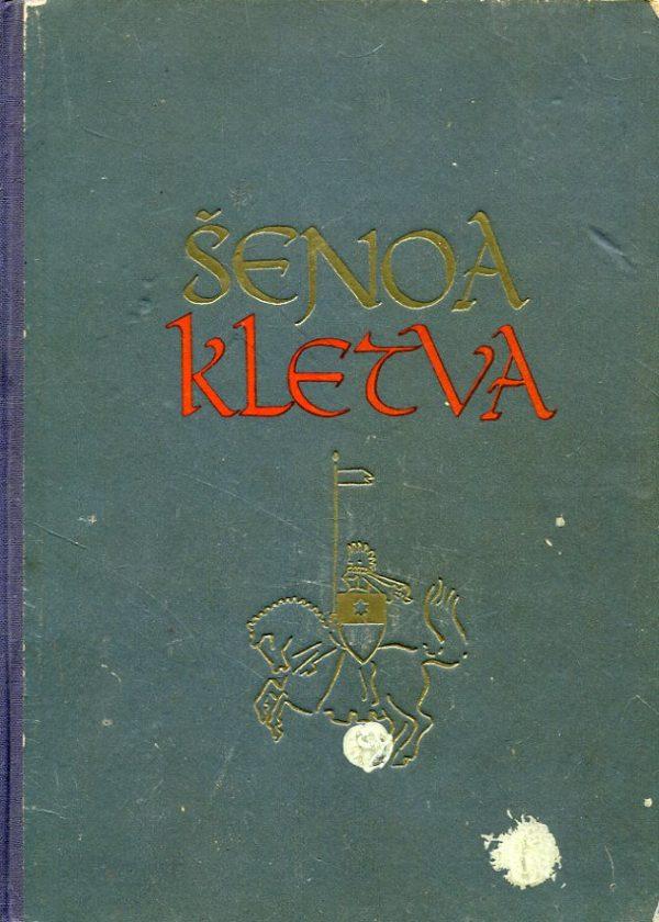 Šenoa August - Kletva