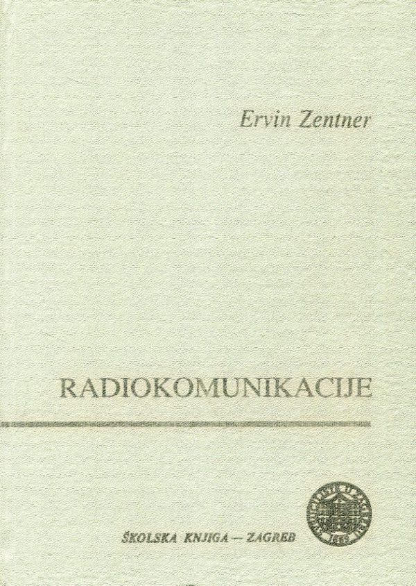 Ervin Zentner - Radiokomunikacije