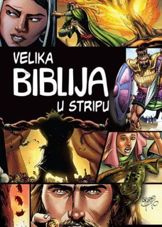Sergio Cariello  - Velika Biblija u stripu