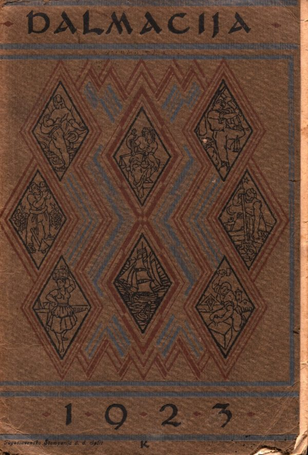 Dalmacija 1923 G.A.