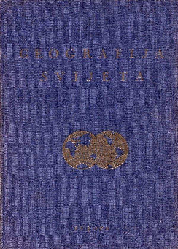 Geografija svijeta Ivo Rubić
