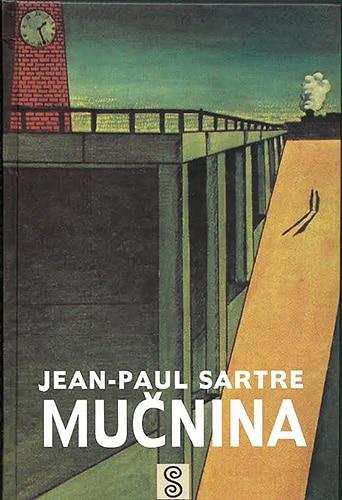 Mučnina Sartre Jean Paul