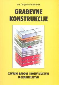Građevne konstrukcije Tatjana Neidhardt